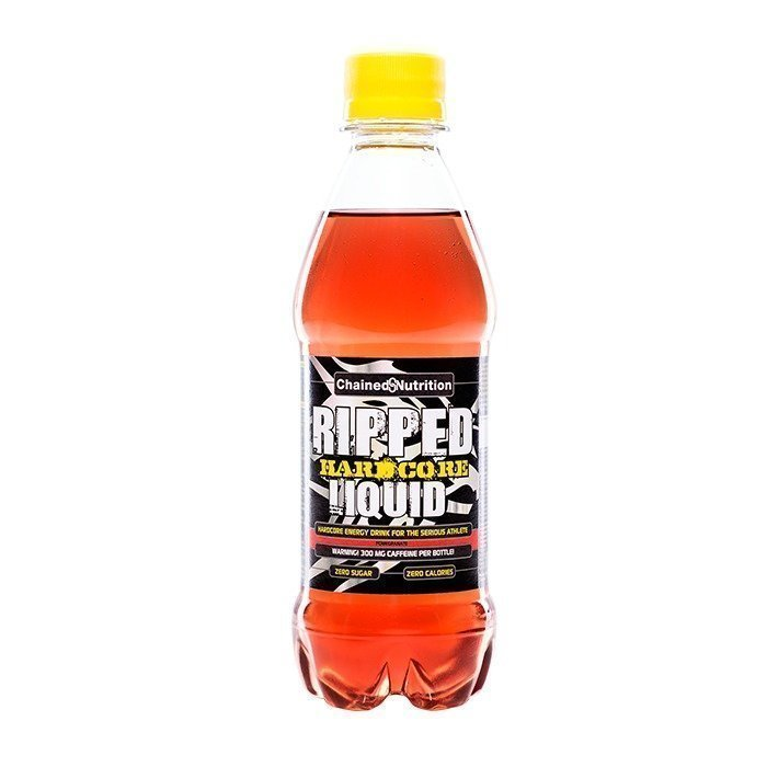 Chained Nutrition Ripped Hardcore Liquid 330 ml Cola