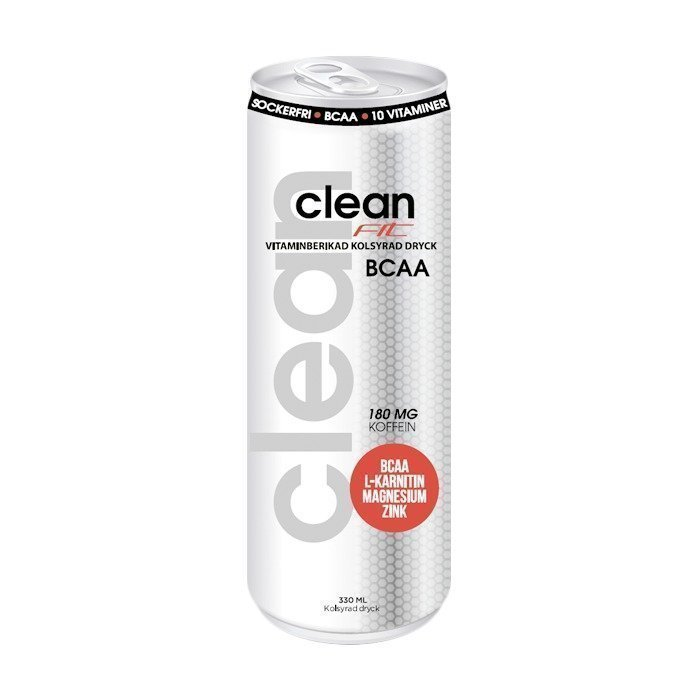 Clean BCAA 330 ml