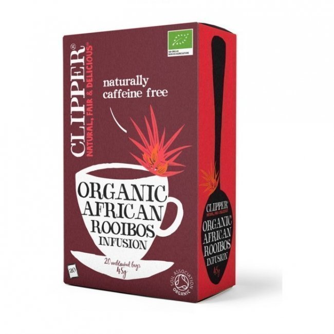 Clipper Luomu African Rooibos Infusion