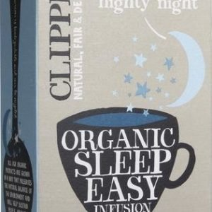 Clipper Luomu Sleep Easy Tee