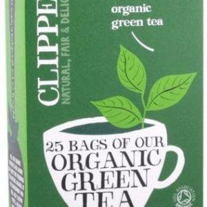 Clipper Luomu Vihreä Tee