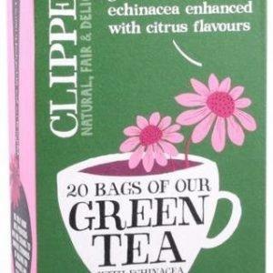 Clipper Vihreä Echinacea Tee