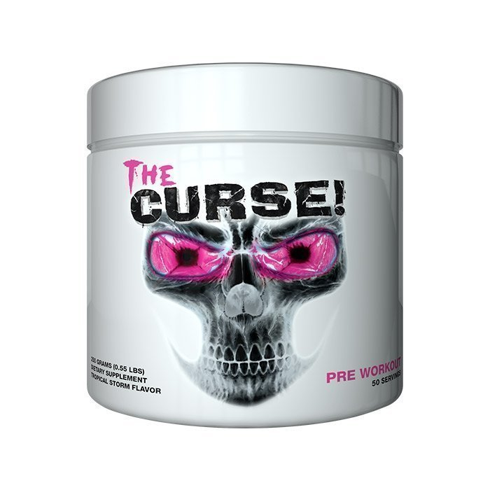 Cobra Labs The Curse 250 g Blue Raspberry
