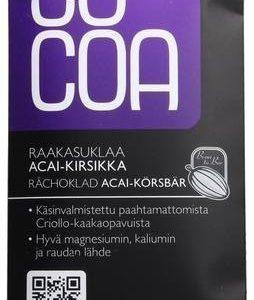 Cocoa Luomu Raakasuklaa Acai-Kirsikka