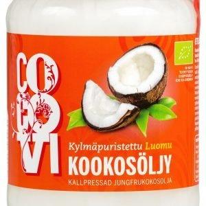 Cocovi Kookosöljy 500 Ml