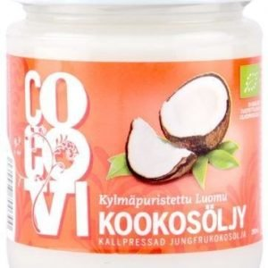 Cocovi Luomu Kookosöljy