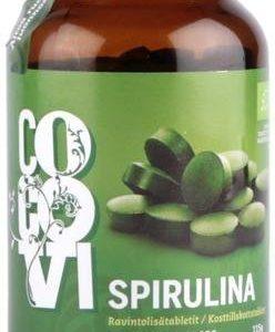 Cocovi Luomu Spirulina Tabletit