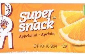 Cocovi Luomu Supersnack Appelsiini