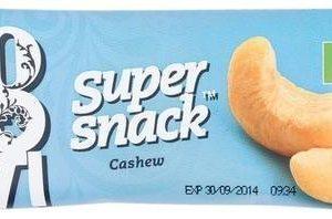 Cocovi Luomu Supersnack Cashew