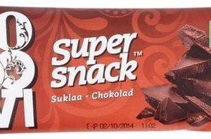 Cocovi Luomu Supersnack Suklaa