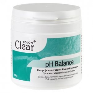 Colon Clear Ph Balance Kivennäisjauhe 150 G