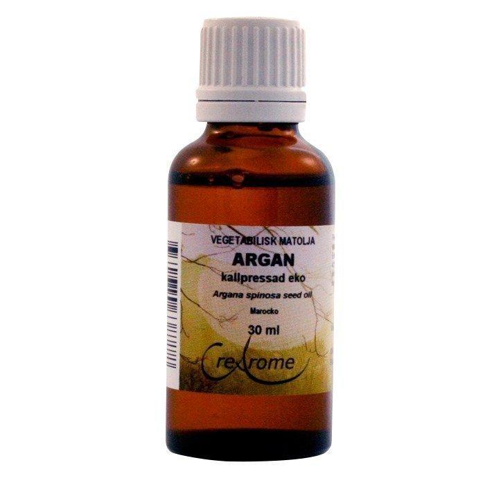 Crearome Arganöljy kylmäpuristettu 30ml
