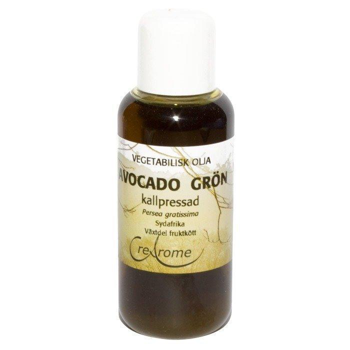 Crearome Avokado-öljy raaka kylmäpuristettu 100 ml