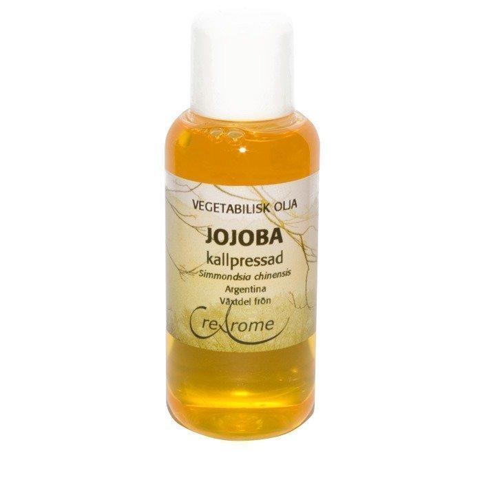 Crearome Jojobaöljy kylmäpuristettu 100 ml