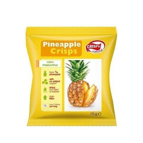Crispy Natural Ananaslastut