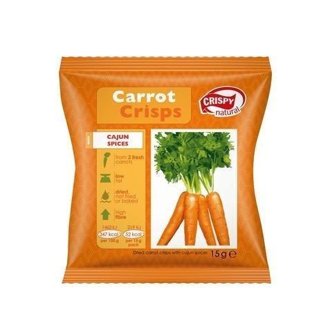 Crispy Natural Porkkanalastut
