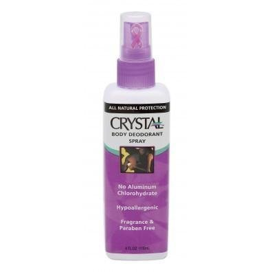 Crystal Body Deo Spray