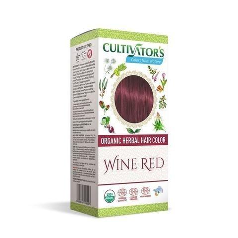Cultivators Kasvihiusväri Wine Red
