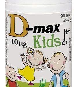 D-Max 10 Mikrog Kids