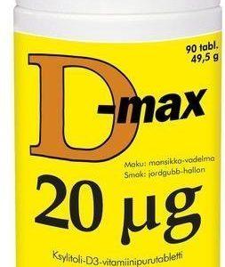 D-Max 20 Mikrog