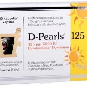 D-Pearls 125 Mikrog