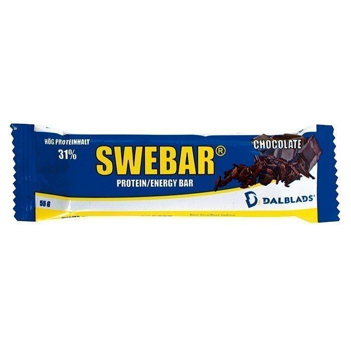 Dalblads Swebar 55 g Banaanisuklaa
