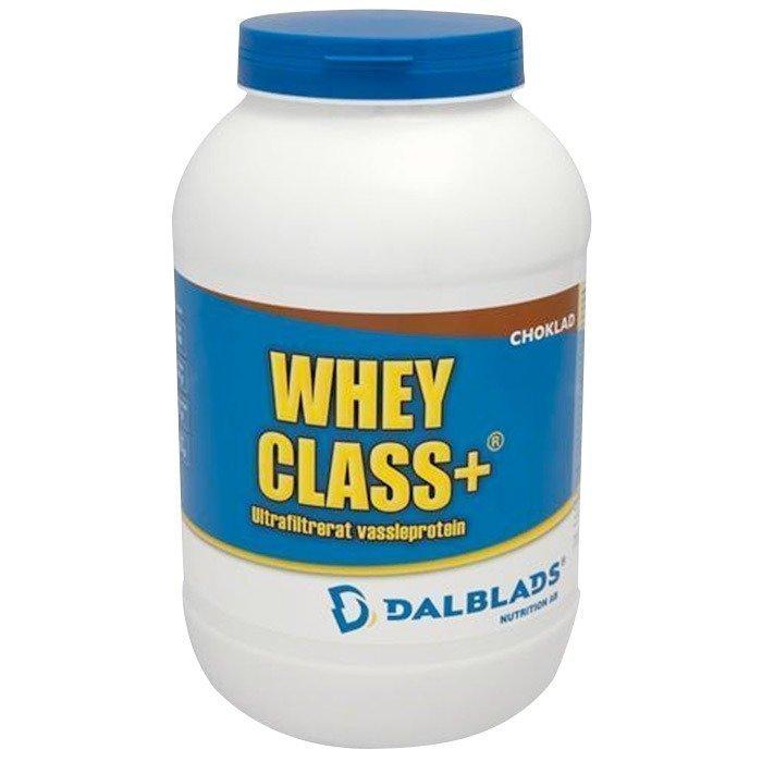 Dalblads Whey Class+ 2000 g Banaani-Suklaa