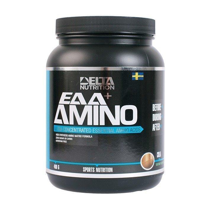 Delta Nutrition EAA+ Amino 400 g Cola