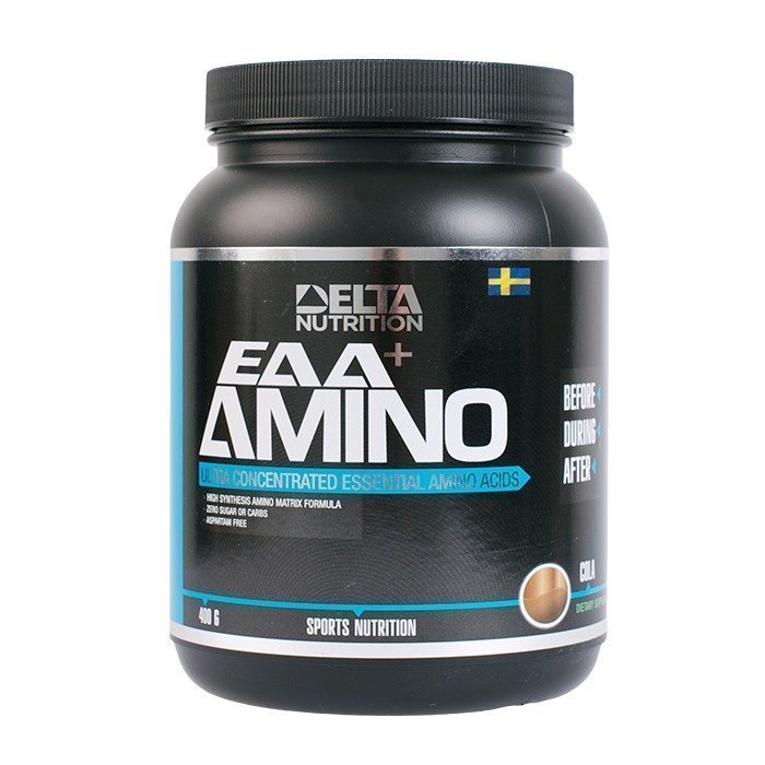 Delta Nutrition EAA+ Amino 400 g Watermelon