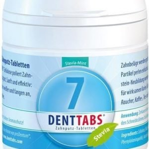 Denttabs Hampaidenpesutabletit