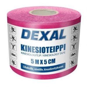 Dexal Kinesioteippi Pinkki