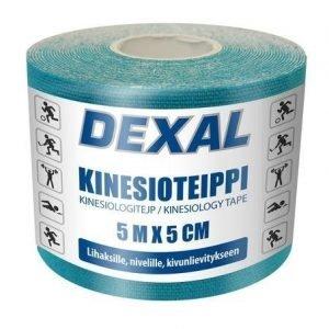 Dexal Kinesioteippi Sininen