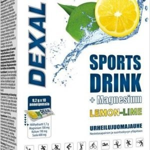 Dexal Sports Drink + Magnesium Lemon-Lime