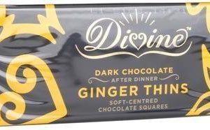 Divine After Dinner Suklaakonvehti Inkivääri