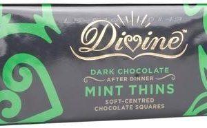 Divine After Dinner Suklaakonvehti Minttu