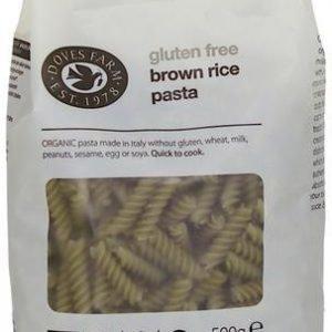 Doves Farm Gluteeniton Luomu Riisi Fusilli