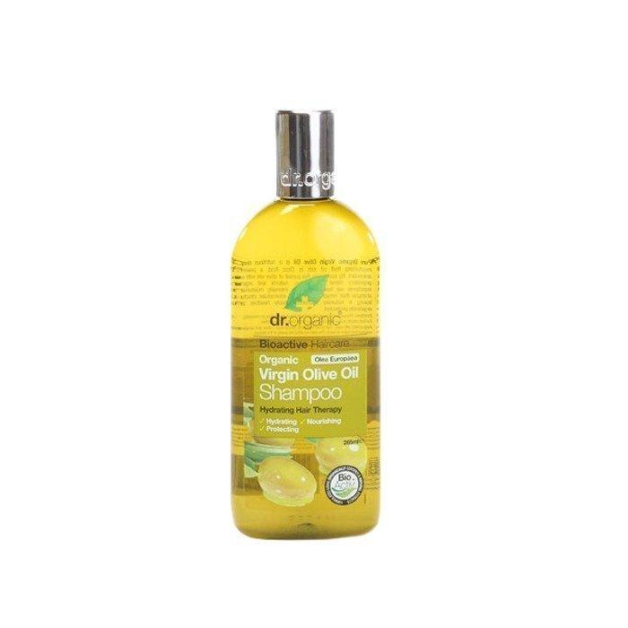 Dr Organic Shampoo Kookosöljy Virgin 265 ml