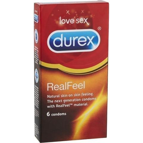 Durex Realfeel Kondomi