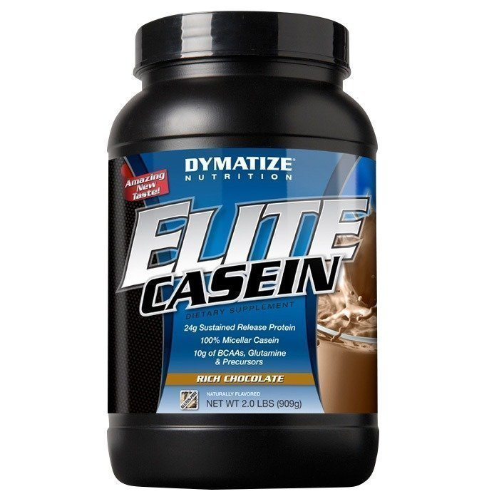 Dymatize Elite Casein 1818g Smooth Vanilla