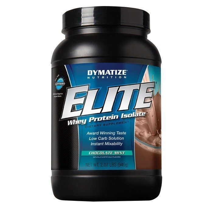 Dymatize Elite Whey 2273g Chocolate Mint
