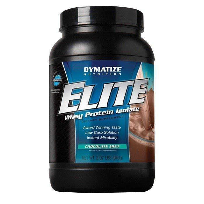 Dymatize Elite Whey 2273g Gourmet Vanilla