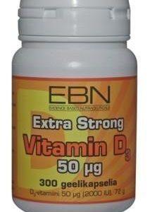 EBN EBN Extra Strong Vitamin D3 50 mcg