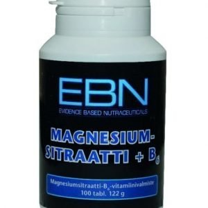 EBN Magnesiumsitraatti 100 tabl.