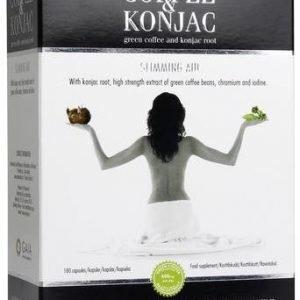 Eat Less Coffee & Konjac