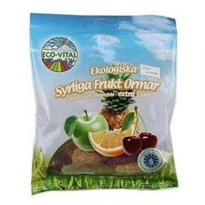 Eco-Vital Gluteeniton Luomu Hapokkaat Hedelmäkäärmeet