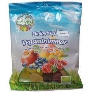 Eco-Vital Gluteeniton Luomu Vegaaniunelmat