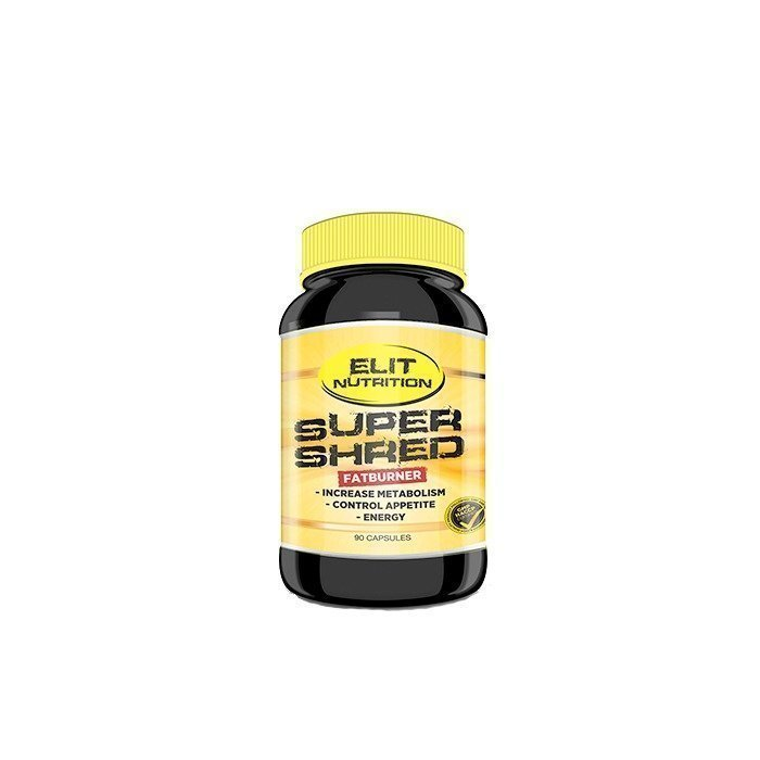 Elit Nutrition Super Shred 90 caps