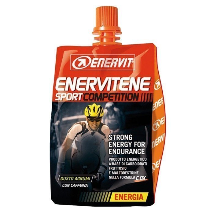 Enervitine Liquid Competition 60 ml Citrus
