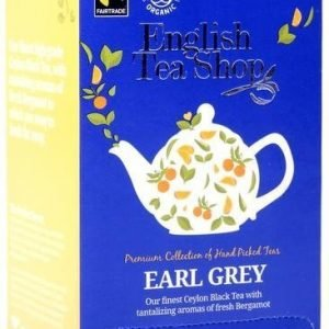 English Tea Shop Luomu Earl Grey Tee