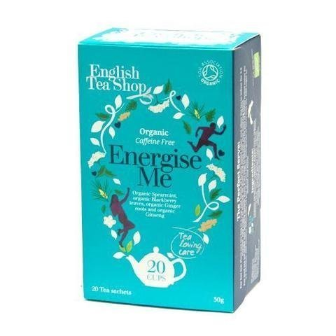 English Tea Shop Luomu Energise Me Tee